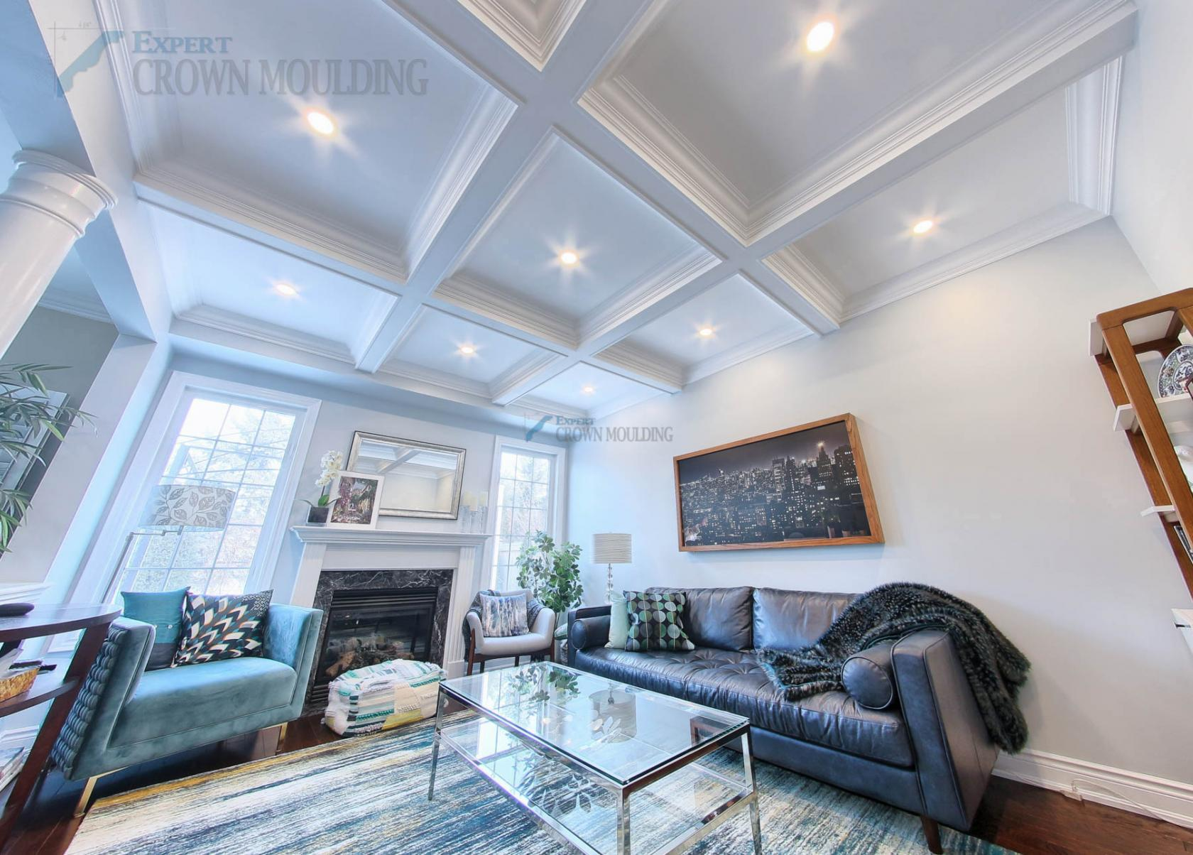 waffle-ceiling-installed-newmarket