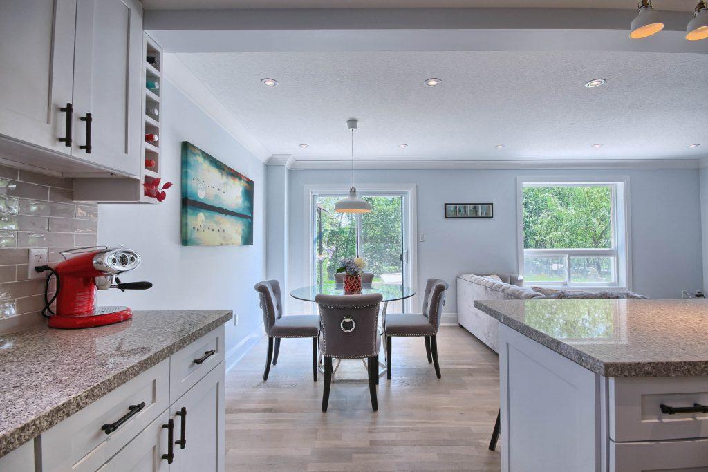 oakville home moulding design