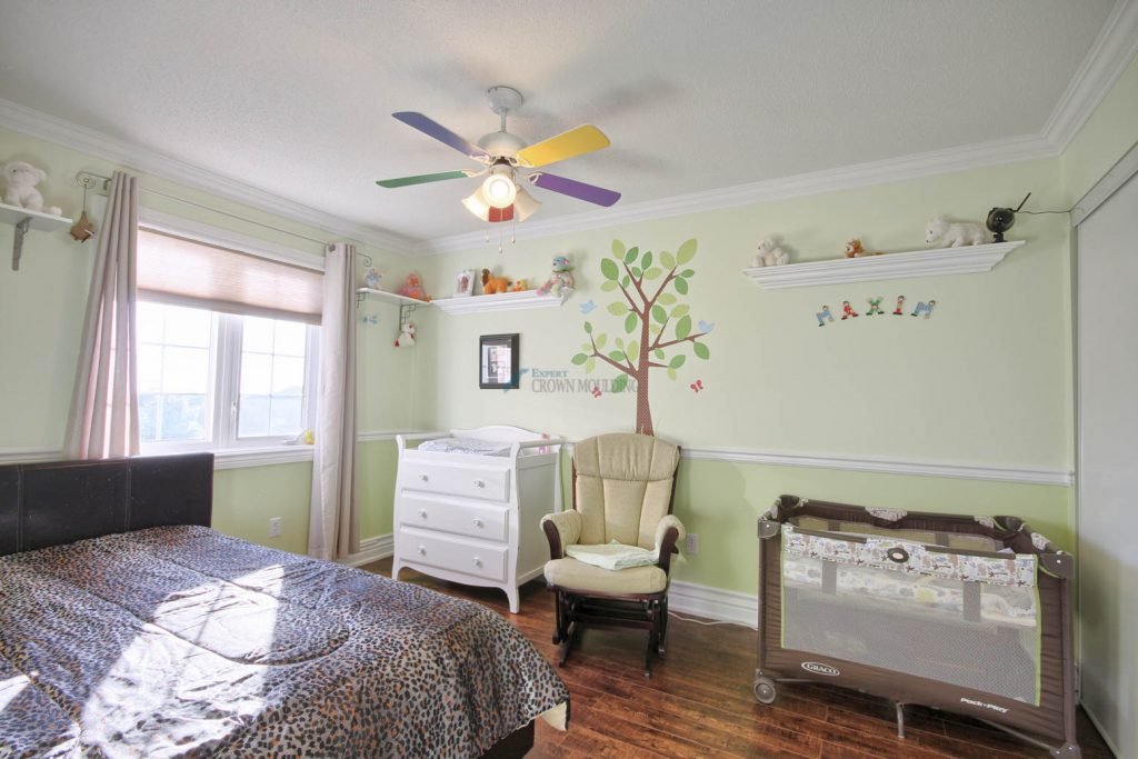 kids room crown moulding and cornice moulding