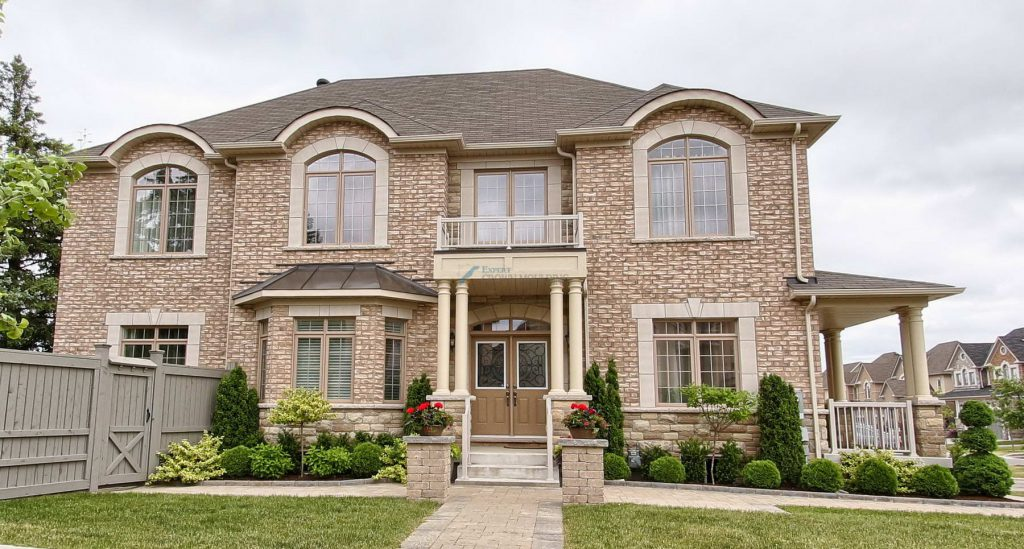 vaughan home exterior