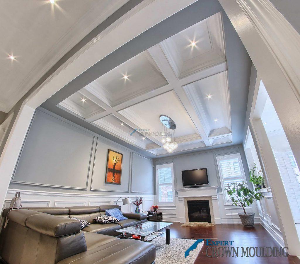 modern waffle-ceiling-project-oakville