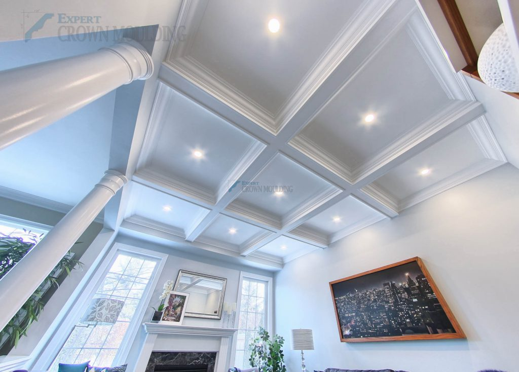 custom ceiling in newmarket