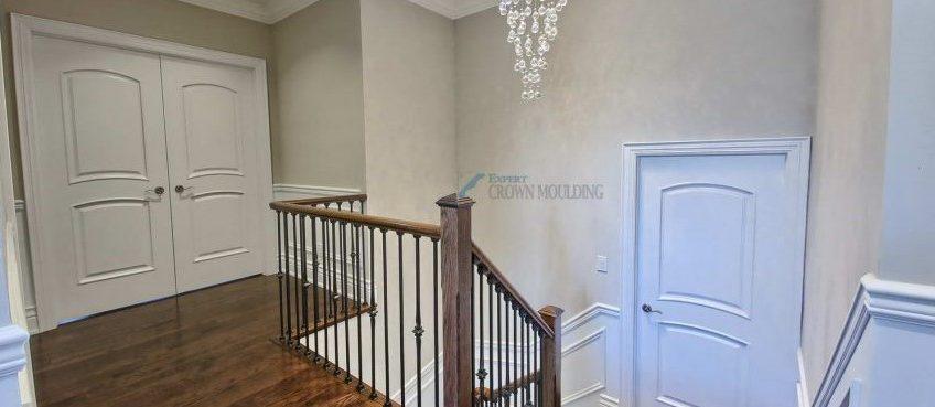 interior doors installed in toronto home