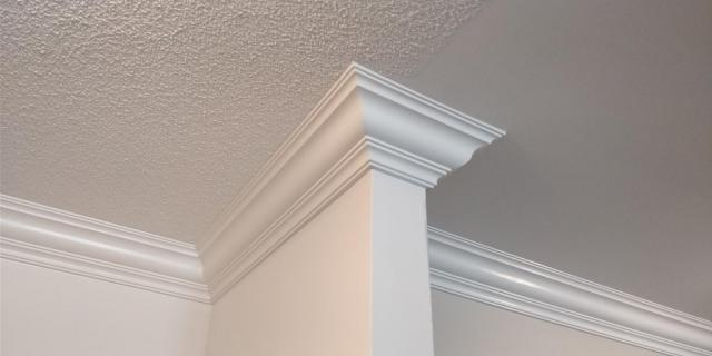 luxury crown moulding