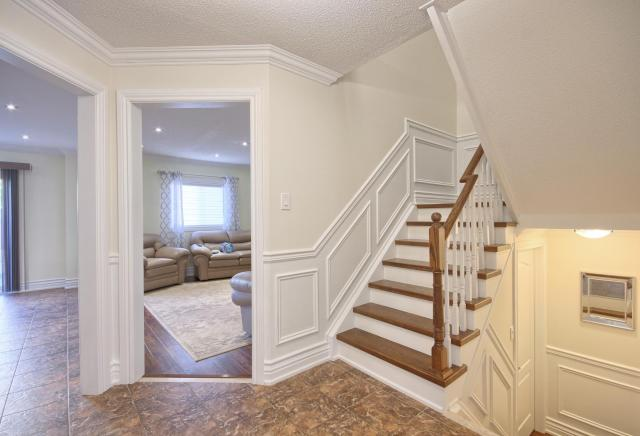 Photo of Wainscoting Installation