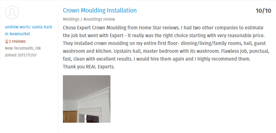 Newmarket_Crown_Moulding_Review